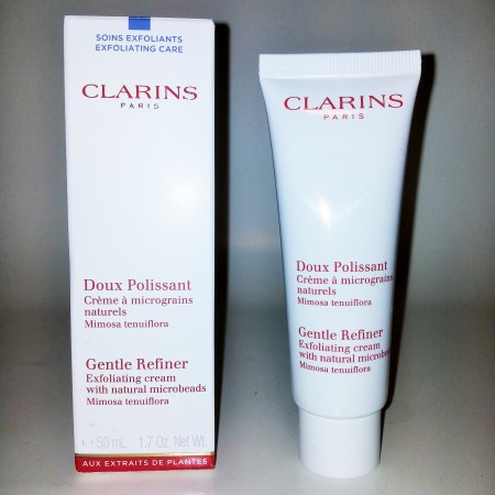 Clarins Doux Polissant Crème à Micrograins